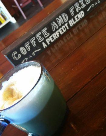 Kaffeine Coffee Internet & Office Cafe