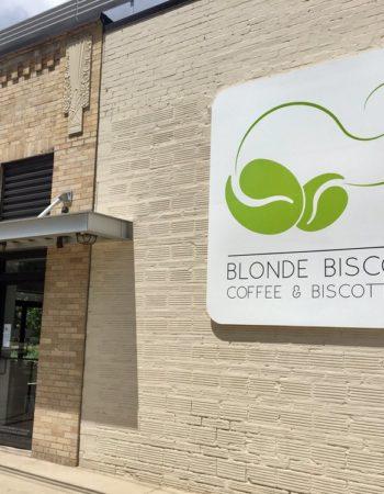 Blonde Biscotti